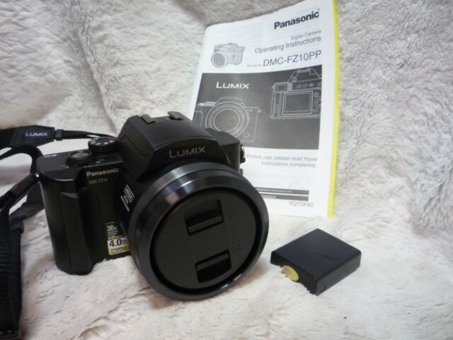 panasonic lumix dmc fz10 leica dc vario elmarit 2 8 35 420 16 rh ebay co uk panasonic dmc-fz10 manual pdf panasonic lumix dmc-fz10 manual pdf