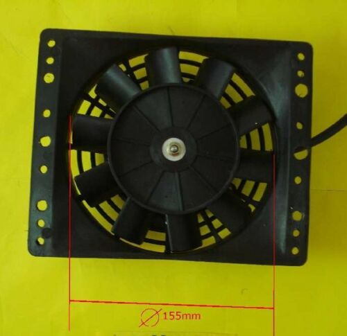 Hmparts ventiladores 12v tipo 5 ATV Quad Bashan