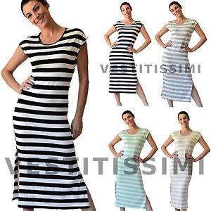 Caricamento dell immagine in corso Vestito-abito-donna-lungo-vestiti-mare- abiti-spiaggia- 0a69cfaa0db