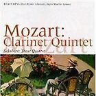 Mozart: Clarinet Quintet; Schubert: Trout Quintet (1993)