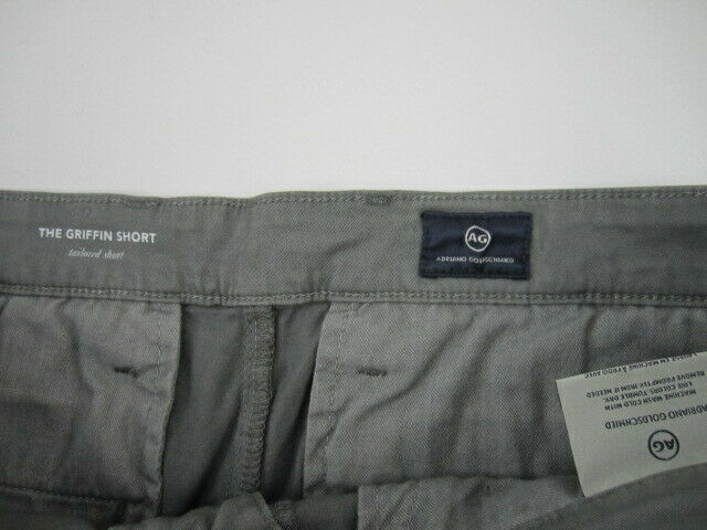 Mens 36 AG Adriano Goldschmied The Griffin Shorts… - image 4