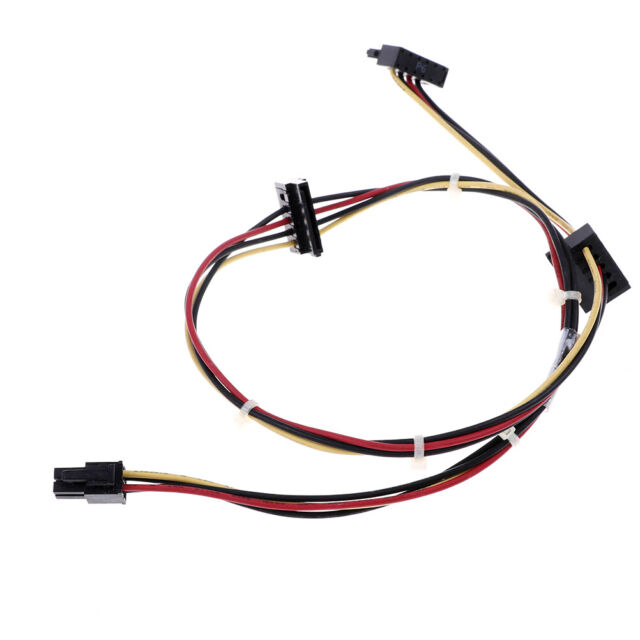 611895-001 611895-001 6200 Pro Elite 4-pin to 3X SATA motherboard power cabIJ