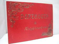 Dartmouth and Neighbourhood - Phortographic View Album - Decorative HB