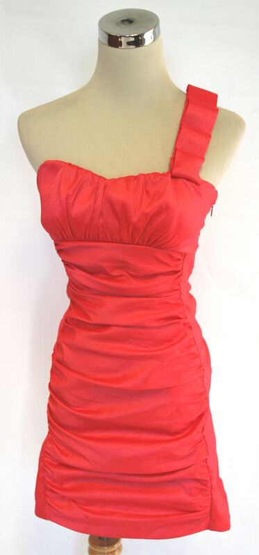 NWT WINDSOR  90 Watermelon Prom Party Evening Dress 5