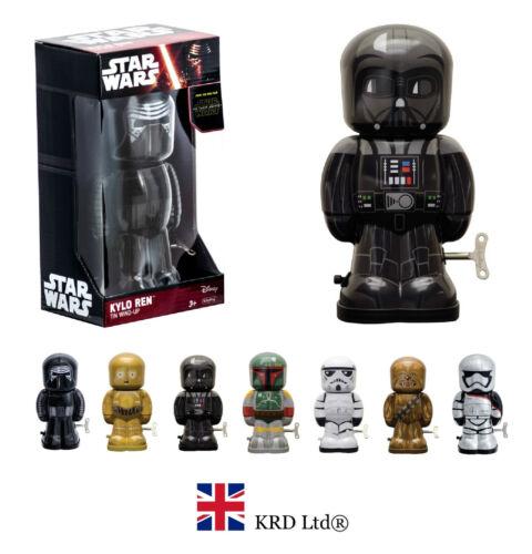 Clockwork giocattolo di Star Wars Darth Vader kylo REN Stormtrooper Yoda Figura Collezione