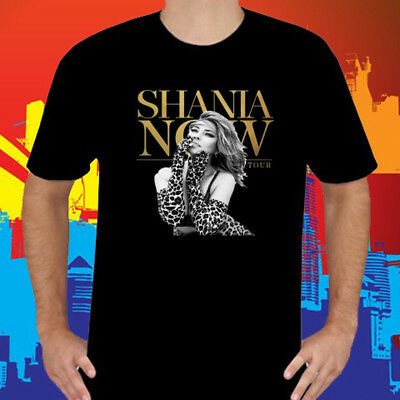 NEW SHANIA TWAIN NOW TOUR 2018  1 T-Shirt Size-S To 5XL