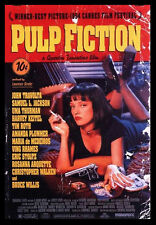 pulp fiction black white movie cinema film POSTER Art #21 A3 Size