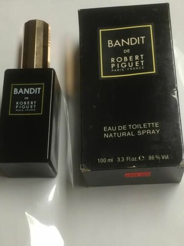 BANDIT-DE-ROBERT-PIGUET-FOR-WOMEN-3-3-OZ-100-ML-EDT-SPRAY-IN-BOX-RARE