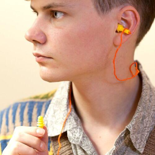 CE EN352-2 Viwanda Experience Gehörschutzstöpsel Set mit Proben