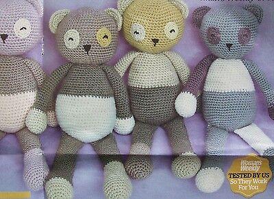 Lenn's Craft ♥ Handmade doll♥ Amigurumi ♥ : Mr. Bean Teddy bear ...   290x400