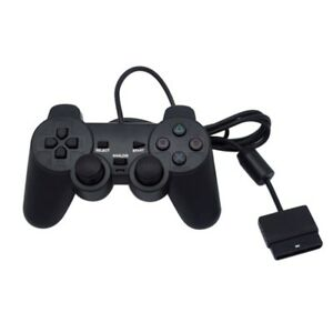 PlayStation2-Dual-Shock-Wired-Replacement-Controller-Joypad-Gamepad-ps2-Joystick