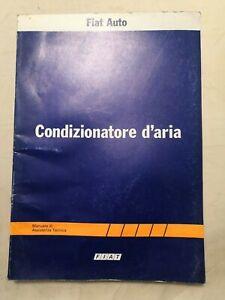 Manuale-di-assistenza-tecnica-CONDIZIONATORE-D-039-ARIA-Fiat-Auto-1982