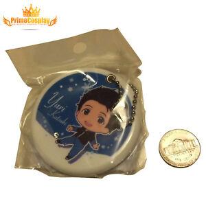 [PrimeCosplay] Yuri on Ice Yuuri Katsuki Mirror Portable Official Product, Japan