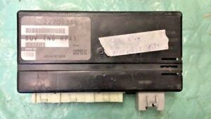 Image Is Loading 2003 Saturn Vue Bcm Body Control Module 22709386