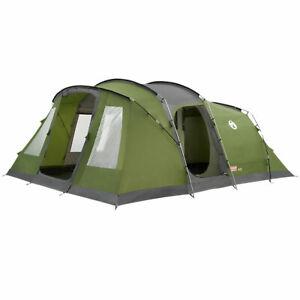 Coleman-Vespucci-6-Personas-Tienda-de-la-Familia-Tienda-Tunel-Camping-Nuevo