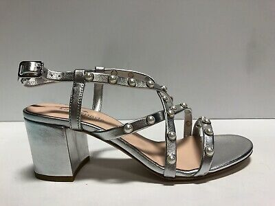 Kate Spade Womens Wynne Sandals Silver