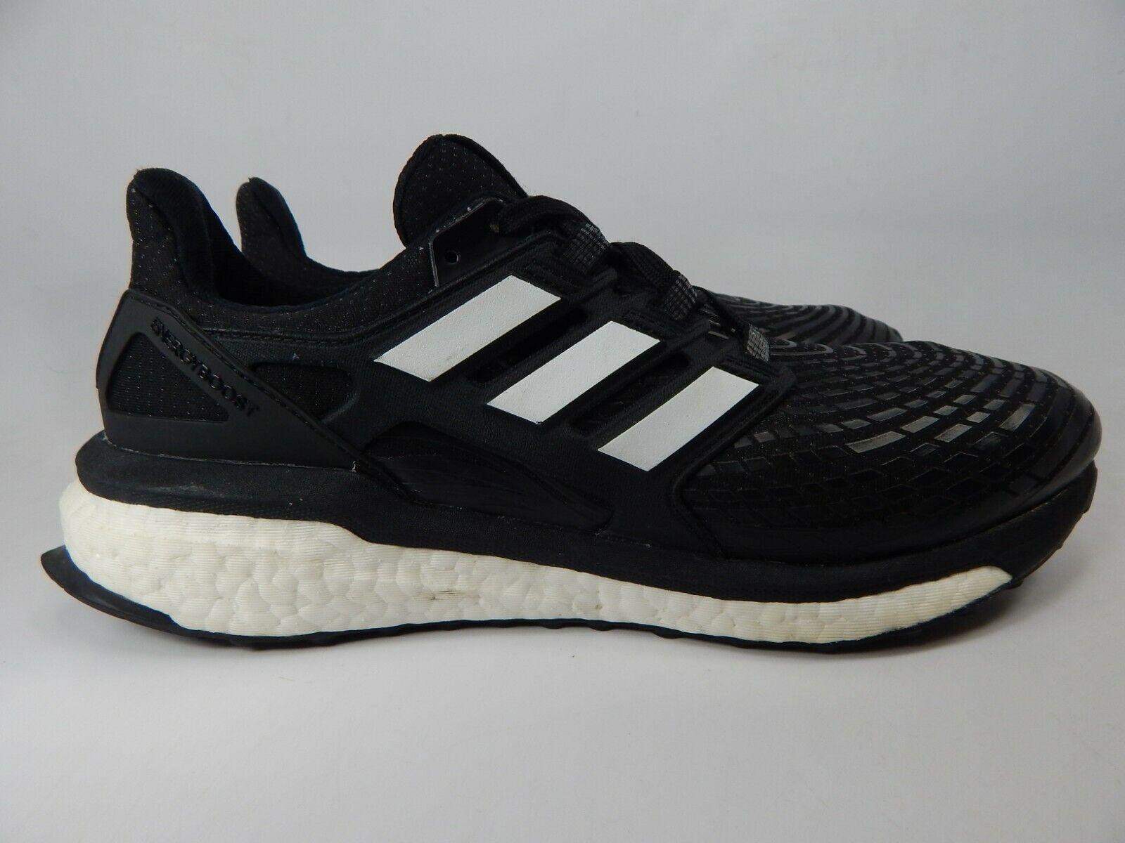 excellent quality exquisite design delicate colors adidas Energy Boost Size US 14 M (d) EU 49 1/3 Men's Running Shoes Black  CG3359