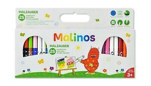 Malinos-Malzauber-Stifte-Malen-Zauberstifte-Magic-Pens-25-Stifte-NEU