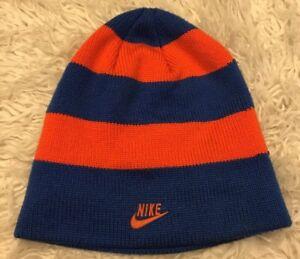 92647d5555f Nike Florida Gators Blue Orange Beanie Hat Men s Women s Unisex UF ...