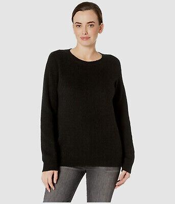 NYDJ Womens Long Sleeve Crew Neck Sweater