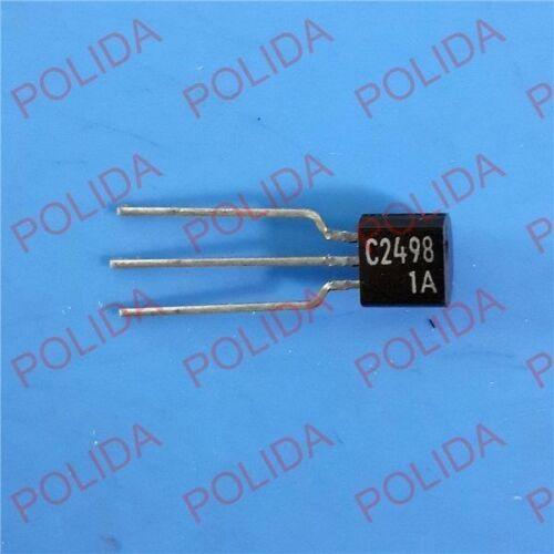 10PCS  Transistor TOSHIBA TO-92 2SC2498 C2498