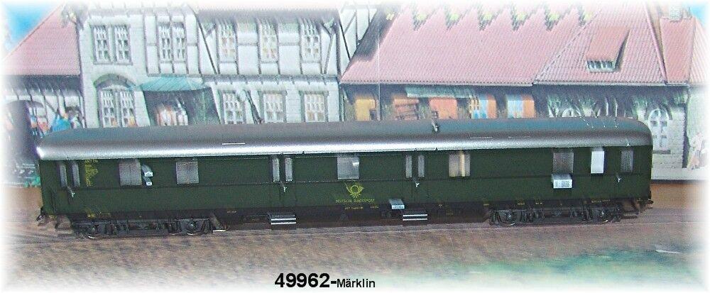 Märklin 49962-carrello rumore per locomotive.  neu in OVP