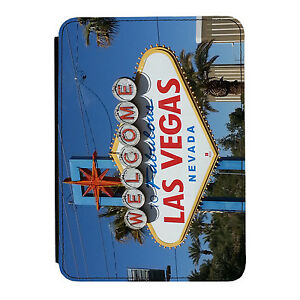 Welcome-to-Las-Vegas-Sign-Kindle-Paperwhite-Touch-PU-Leather-Flip-Case-Cover
