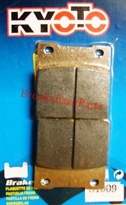 KYOTO REAR BRAKE PADS GJ72A SUZUKI GSX 250 RCH//H 1987