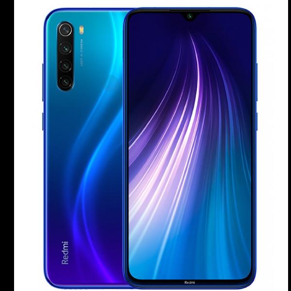 Xiaomi REDMI NOTE 8T 4+64 BLUE MZB8479EU