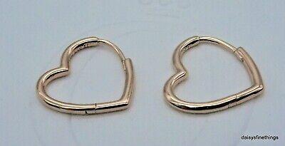 Authentic Pandora Rose Earrings