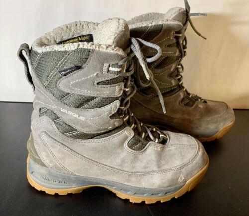 Vasque 7805 Pow Pow Womens Size 7.5 Winter Boots G