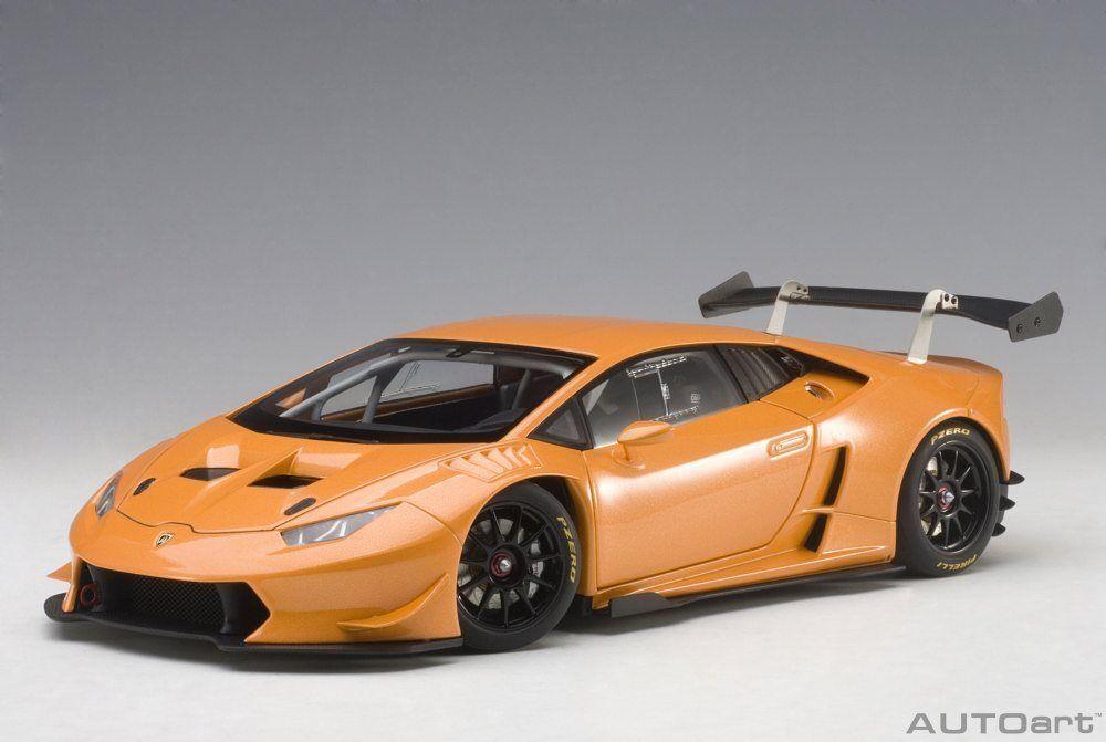 1 18 Autoart 81558 Lamborghini Ducó Super Trofeo 2015 (arancio Borealis