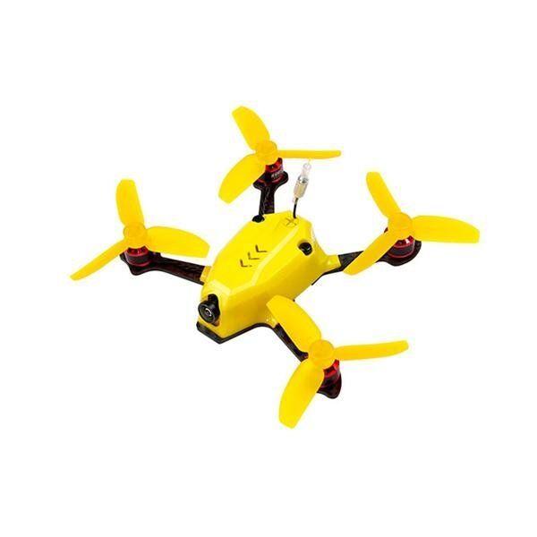Kingkong 110GT 110mm Brushless Mini FPV Racing Drone quadcoper GT 110 ARF BNF