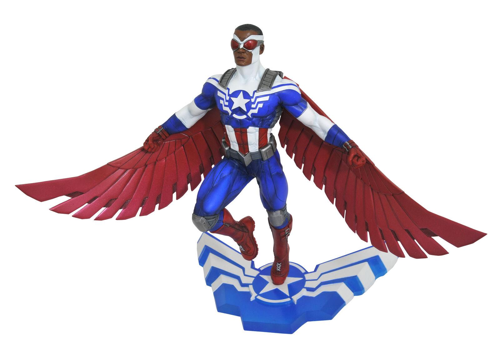 Diamond Select - Marvel Gallery - Captain America - Sam Wilson Figure