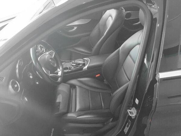 Mercedes C220 d 2,2 AMG Line stc. aut. - billede 5