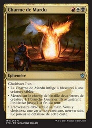 Mardu Charm//Charme de Mardu 4x MTG Magic KTK - French//VF