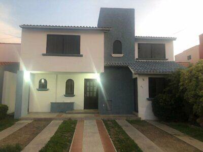 Casa Venta Privada Chamizal San Luis Potosí