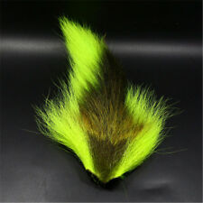 Angelsport-Köder, -Futtermittel & -Fliegen Fly Tying lot 12  LARGE 1st QUALITY NORTHERN BUCKTAIL from HARELINE