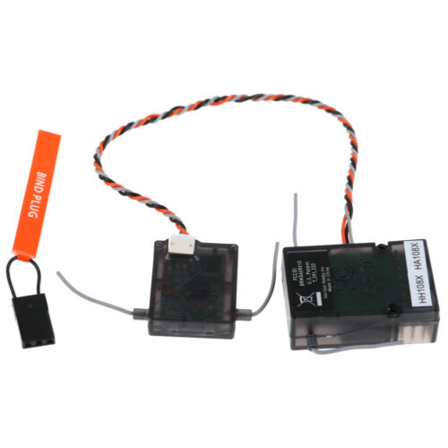 AR6210 DSMX 6CH Receiver Satellite Support DSM2 For Spektrum Transmitter RC US