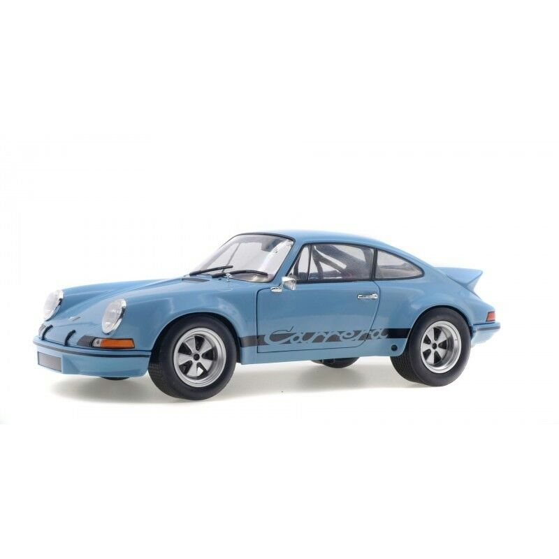 Porsche 911 Carrera RSR 2,8, 1974  Bleu  SOLIDO s1801101 1 18