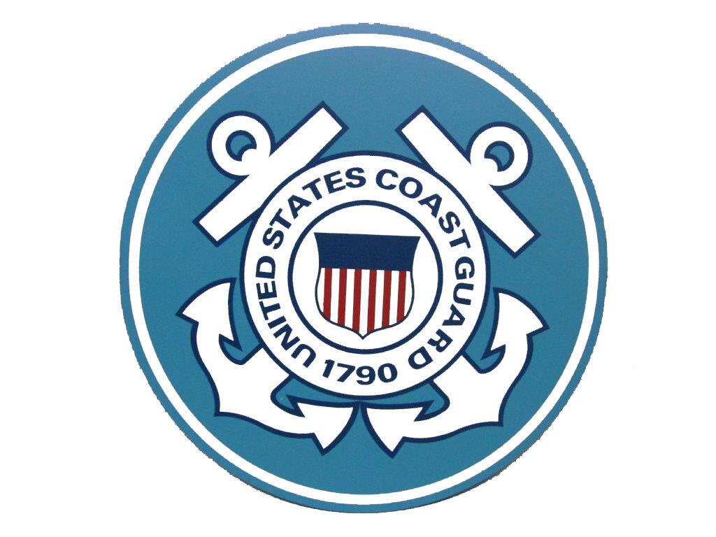 U.S. Coast Guard Emblem Crest Circular 5
