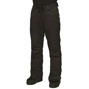 2018-NWT-MENS-THIRTYTWO-WOODERSON-SNOW-PANTS-black-mid-fit