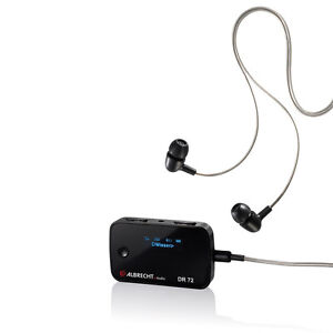 B-Ware-Albrecht-DR72-Taschenradio-Bluetooth-DAB-UKW-Freisprechfunktion