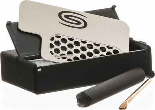 Smokit 2 Inch All in One Smoking Kit Black