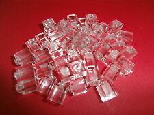 LEGO CLASSICS / CITY   40 transparente / klare Bausteine 1x1 Noppen 4645394  NEU