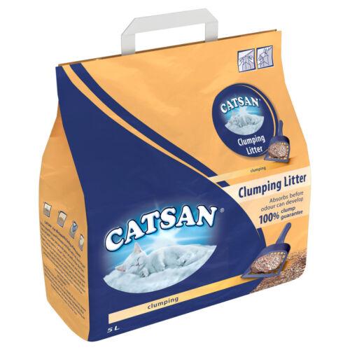 Catsan Camada Aglutinación Ultra 5ltr