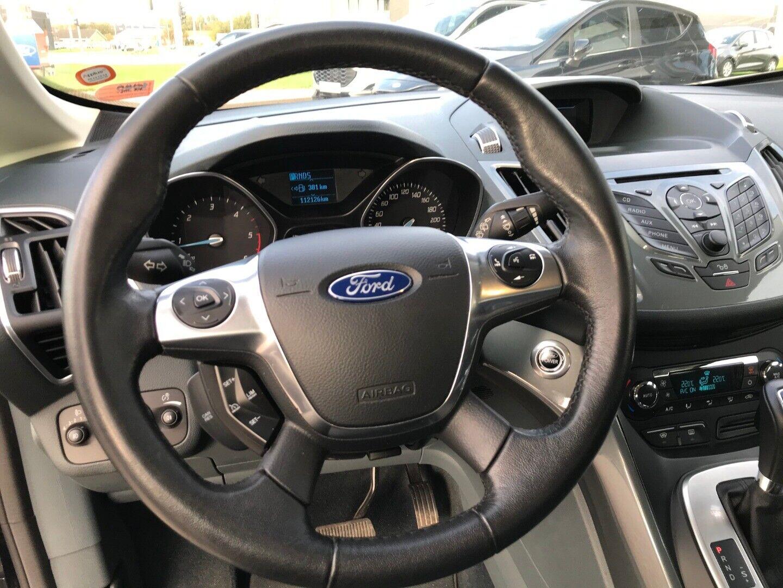 Ford C-MAX 2,0 TDCi 140 Titanium aut. - billede 13