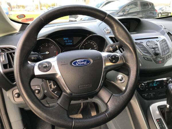 Ford C-MAX 2,0 TDCi 140 Titanium aut. billede 13