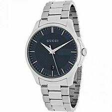 c6746bf4878 Gucci G-timeless Grey Dial Stainless Steel Unisex Watch Item No. YA126441