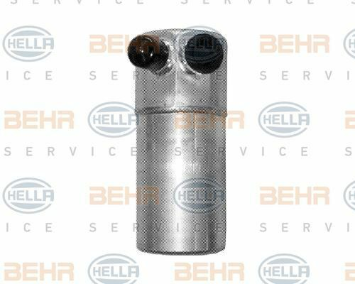 8FT 351 192-031 HELLA Dryer  air conditioning